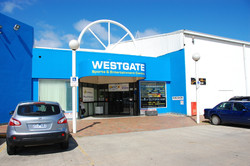 Westgate leisure centre, rave venue