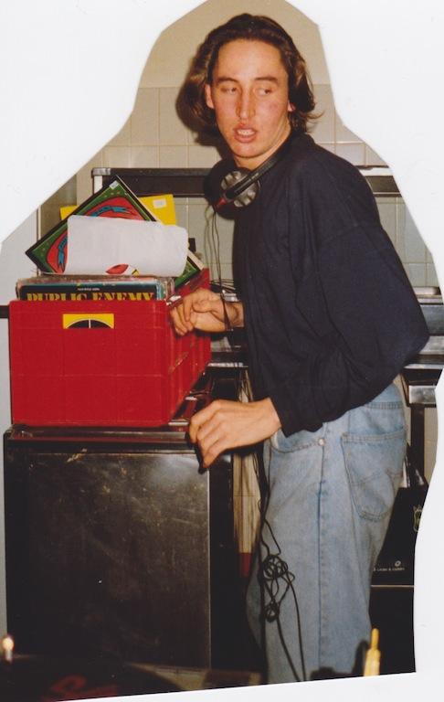 Ian Spicer at Maze