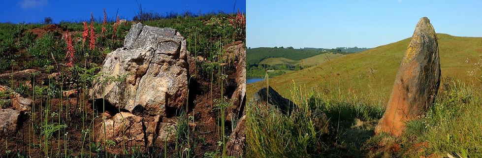 Granite outlier and greenstone.jpg