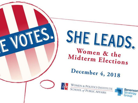 Women and the Midterm Elections Poll