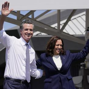California recall vote offers test of Biden political clout