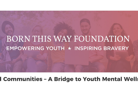 BSG Conducts Groundbreaking Study on Mental Wellness of Young People for Born This Way Foundation