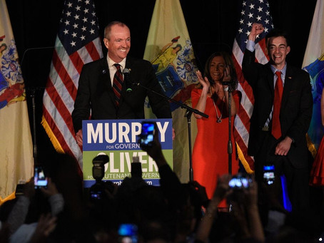 Benenson Strategy Group Congratulates New Jersey Governor-elect Phil Murphy