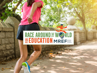 Marketing Research Education Foundation (MREF) Launches Race Around the World for Education