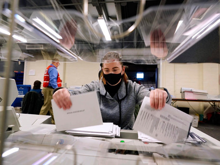 Nearly 1 in 3 election officials feel unsafe because of their jobs