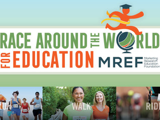 MREF's Race Around the World for Education is the MR Industry's Largest-Ever Fundraiser