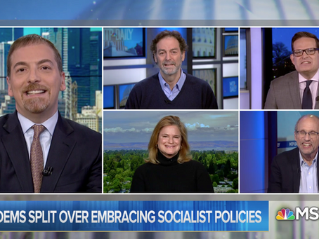 Are Democrats Scared to be Labeled as Socialists?