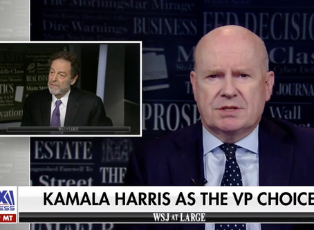 Does Kamala Harris Help or Hurt Biden?