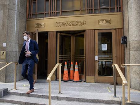 The Manhattan District Attorney Election