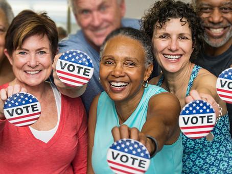 New Battleground Research: AARP Polls Show Tightening Race