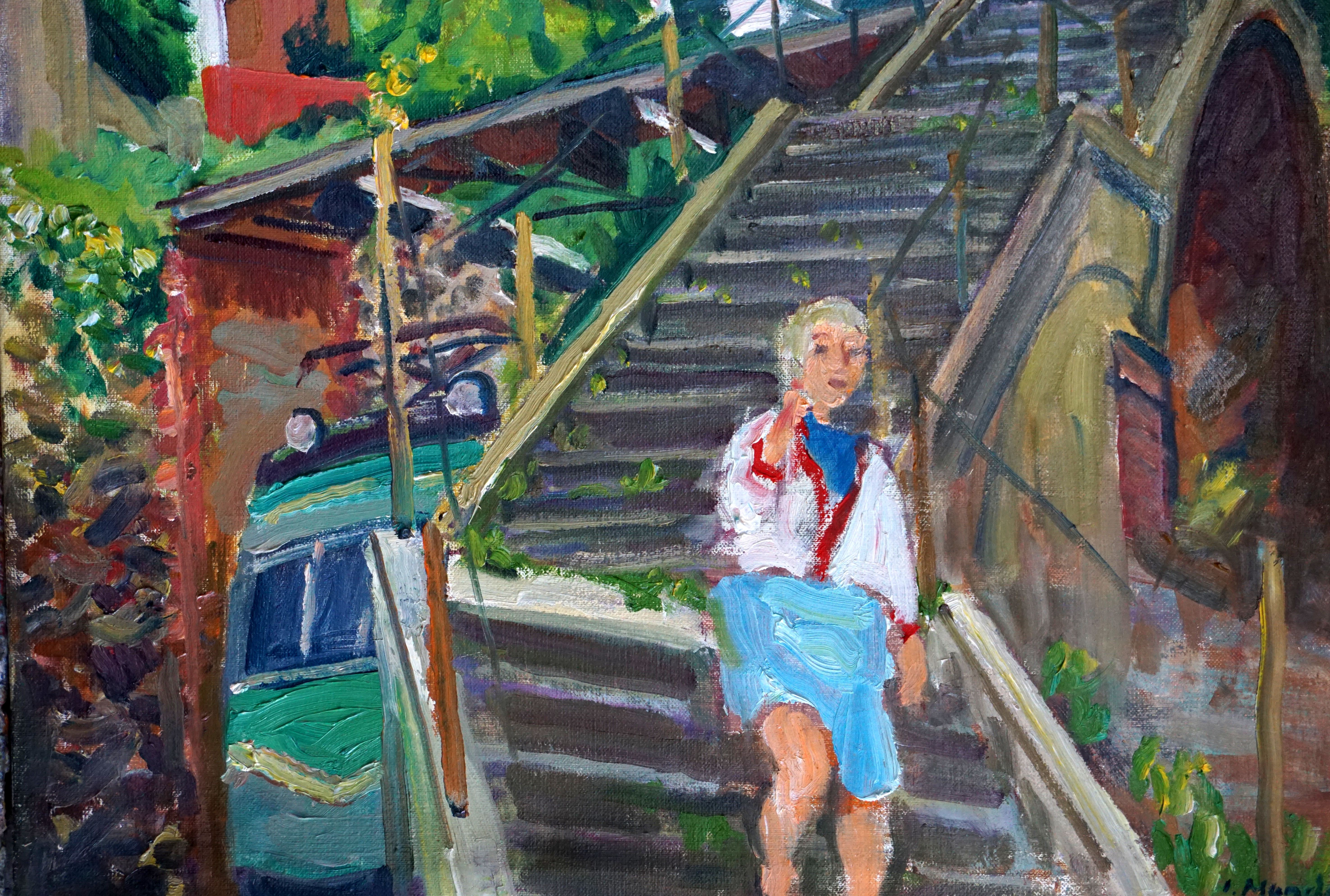 Escales ferrocarril