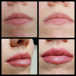 Permanent Make up - Lippen