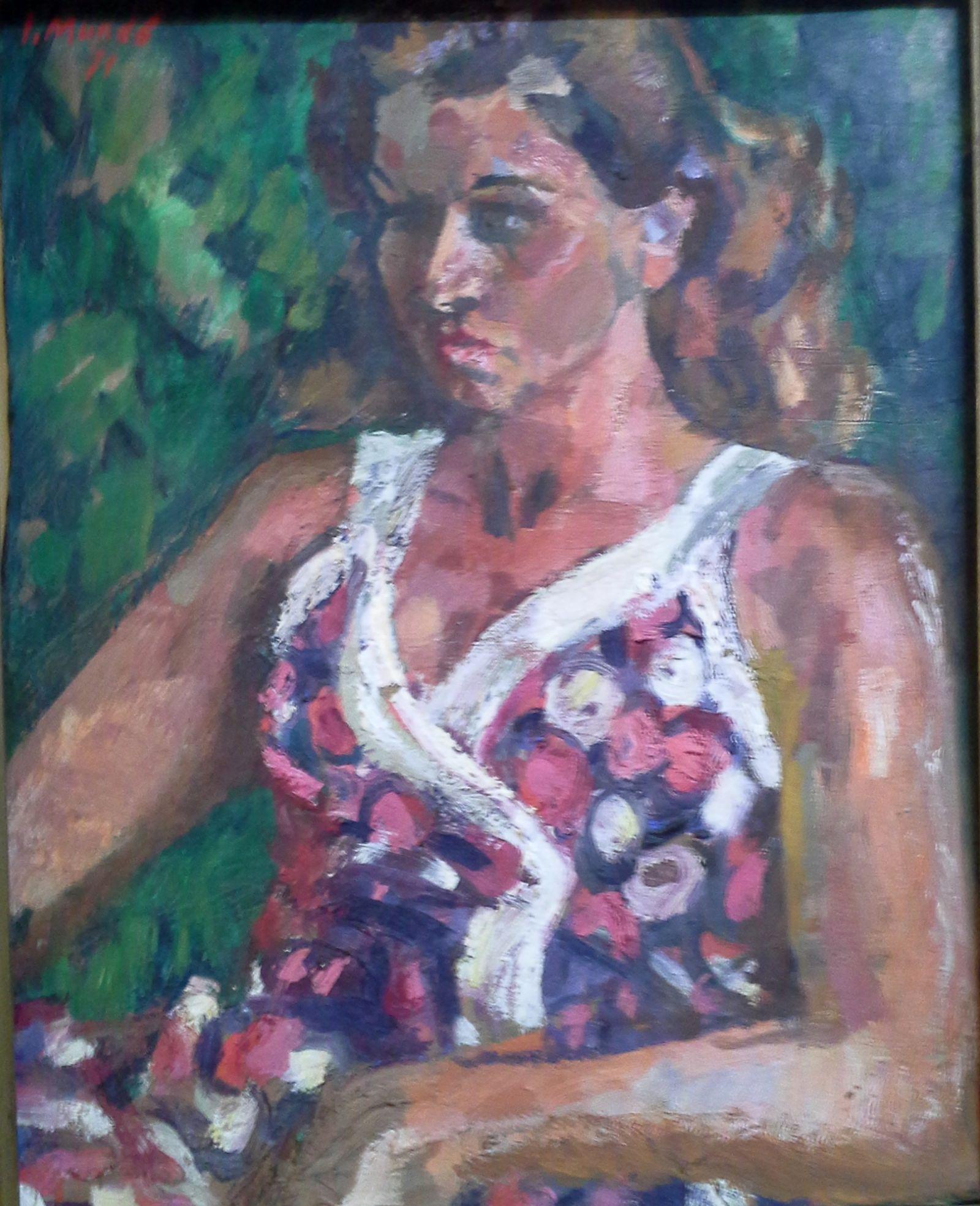 La jove Montserrat