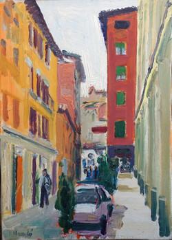 carrer a Vic