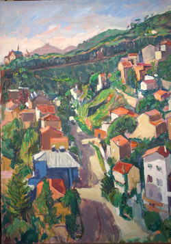 Vista del Tibidabo