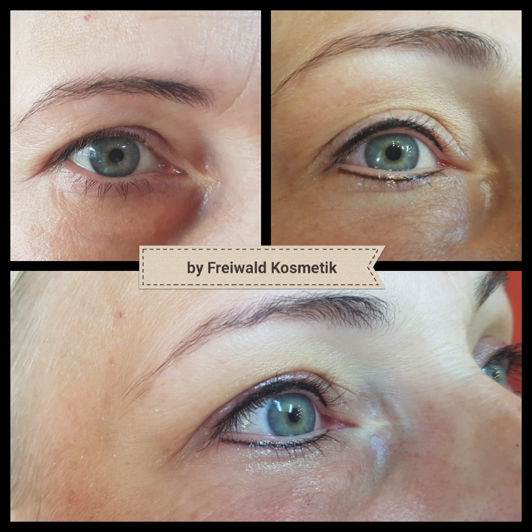 Permanent Make up - Augenlider