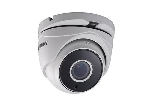 HIKVision 2MP 2.8-12mm Turbo HD Motorised VF EXIR Turret Camera DS-2CE56D7T-IT3Z