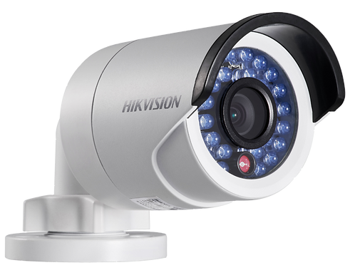HIKVision 2MP 4.0MM WDR Mini Bullet Network Camera DS-2CD2022WD-I