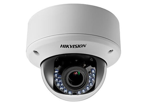 HIKVision 2MP 2.8-12mm Turbo HD External Varifocal IR Dome DS-2CE56D5T-AVPIR3