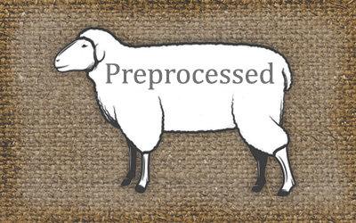 Preprocessed Lamb - Half / Whole