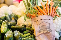 Our farm fresh organic produce