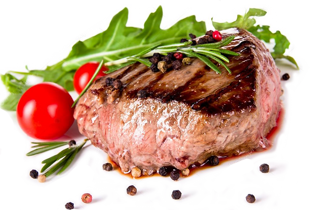Our pastured steaks are rich, juicy and delicious!
