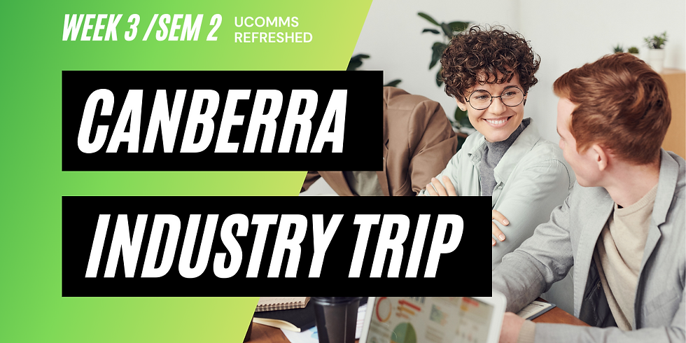 Canberra Industry Trip