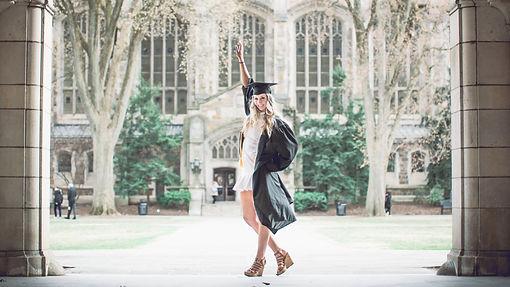 U of M Grad Taylor!