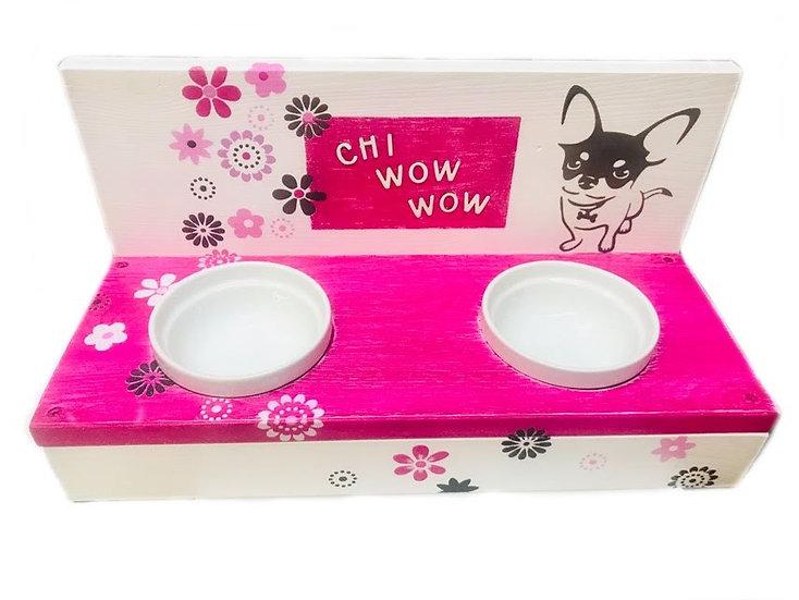 Chi Wow Wow, Futternapf fur Chihuahuas