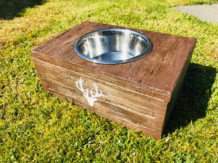 Hundenapf, Wassernapf Alpenrausch