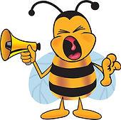 bee with megaphone.jpg