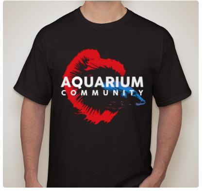 Aquarium Community T Shirt