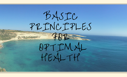 5 Basic Principles For Optimal Health