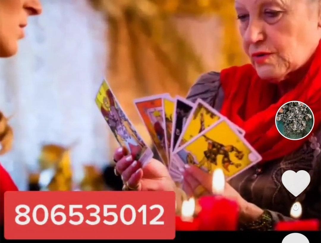 Consulta Tarot y videncia de 15 min