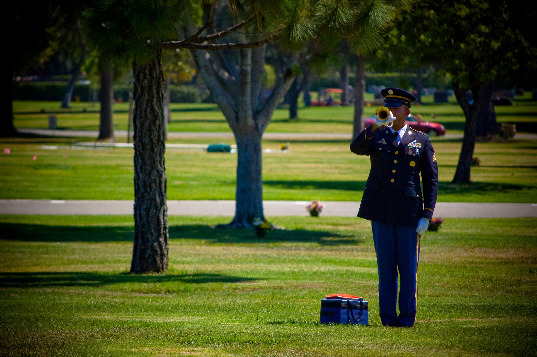 Military Goodbye