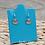 Thumbnail: Plain Pewter Earrings