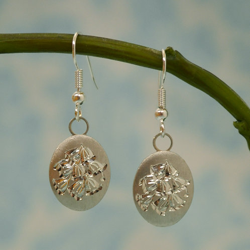 May Pewter Earrings