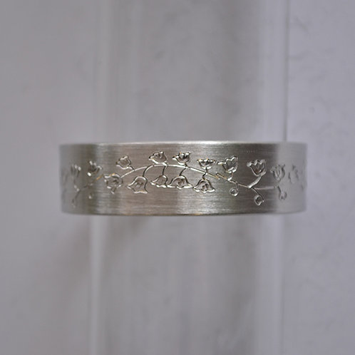 May Pewter Cuff Bracelet