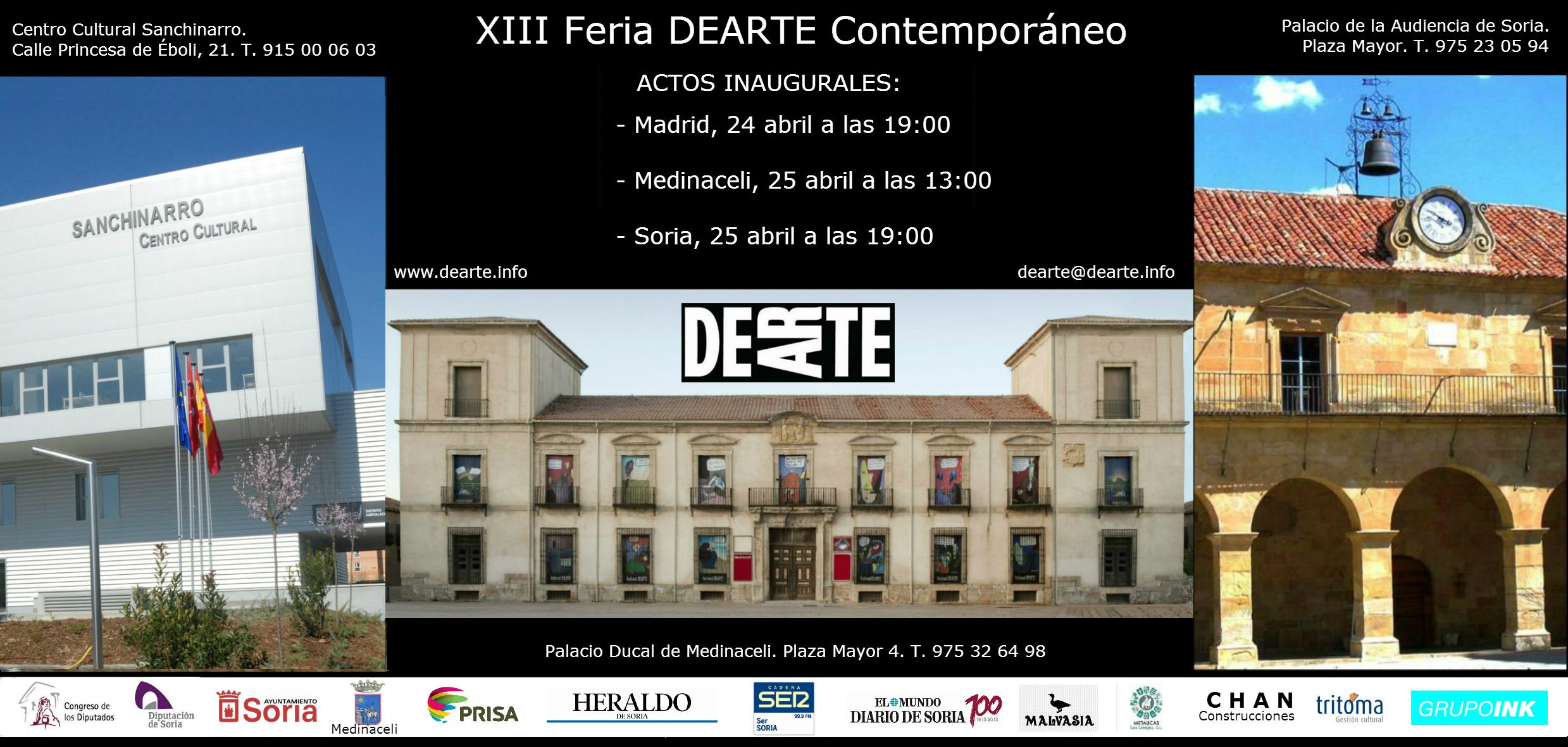 inauguración_DEARTE_2014