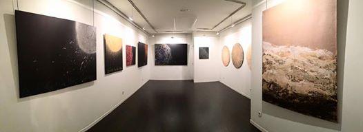 Exposición Galería Orfila de Madrid.