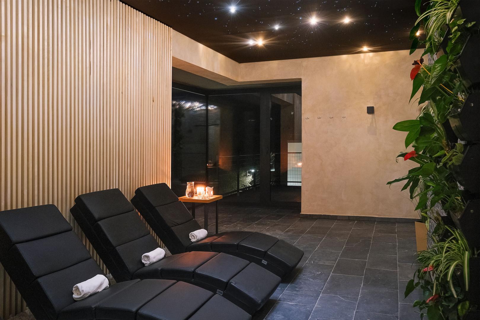 Odpočinková miestnosť