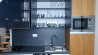 Apartmán s kuchynkou
