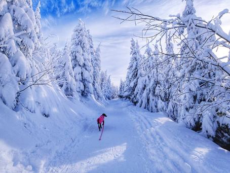 Čertovica - peši, na bežkách aj na lyžiach