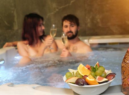 Romantický pobyt NEKONEČNÝ RELAX s privátnym wellness
