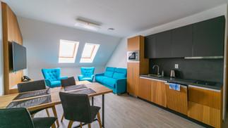 Dvojspálňový apartmán