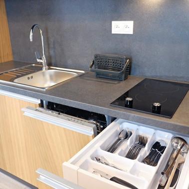 Vybavenie kuchynky