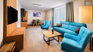 Apartmány Maladinovo - Apartmán Lux
