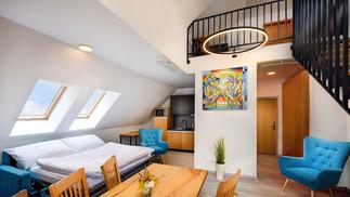 Apartmán pre 6 osôb