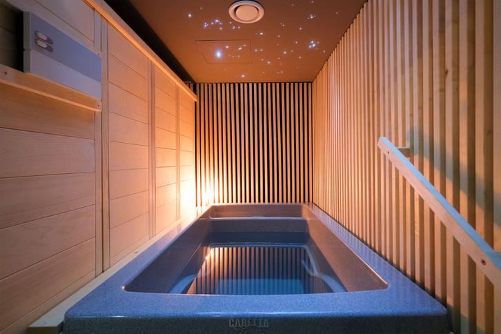 Ochladzovací bazénik