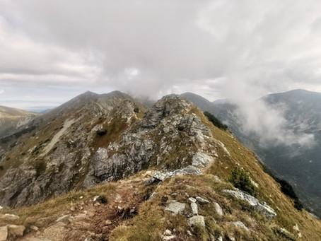 Maladinovo výzva: Výstup na Jakubinu a Volovec